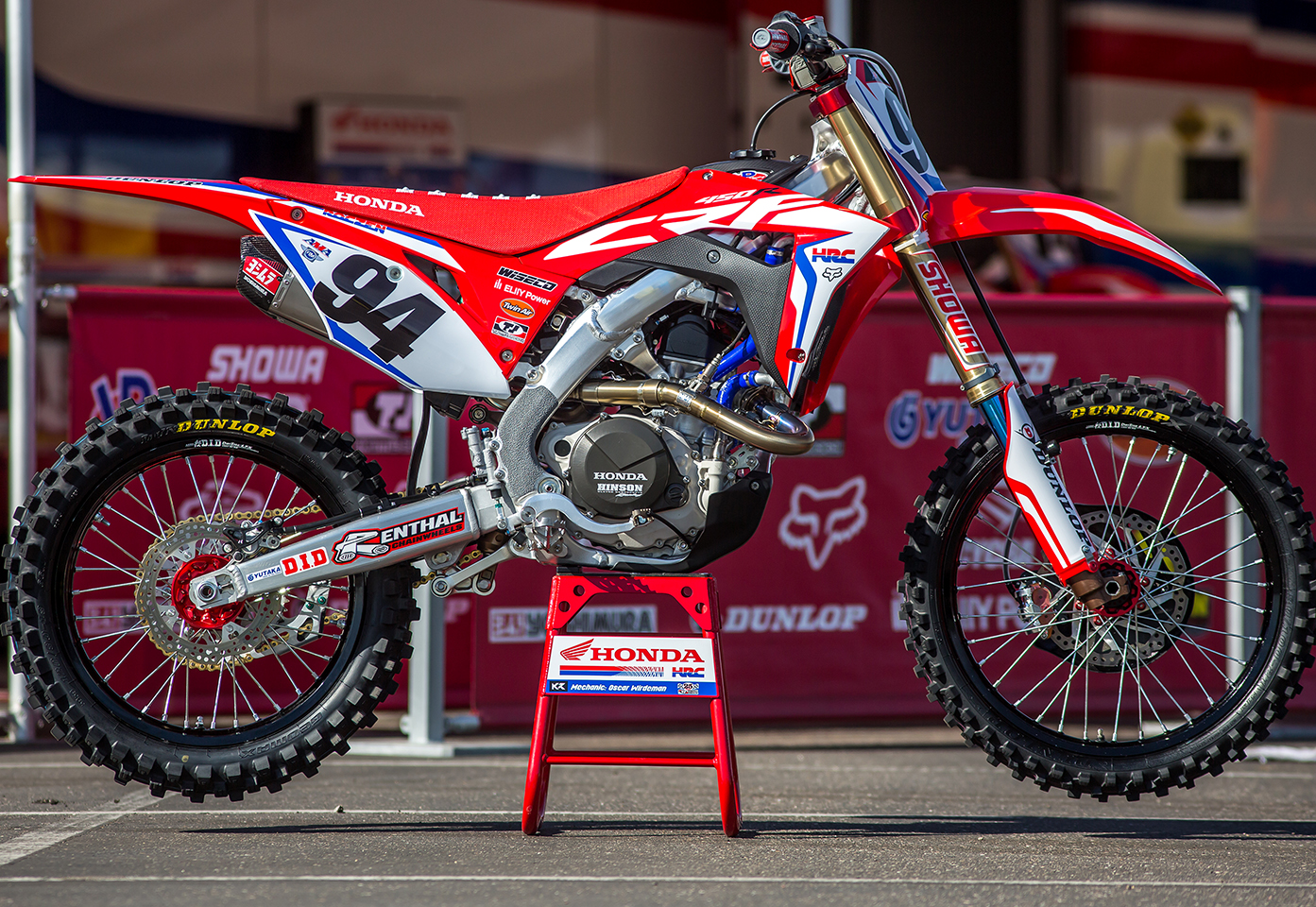 We Check Out All The Details That Make Ken Roczen S