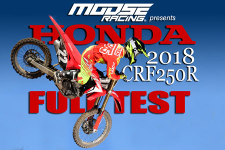2018 HONDA CRF250R: FULL TEST | Dirt Bike Magazine