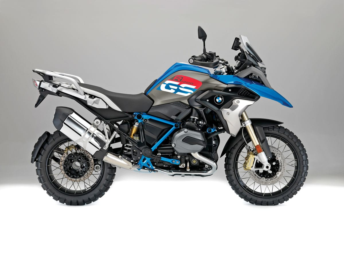 Information On All The 2018 Adventure Bikes With Photos Prices And