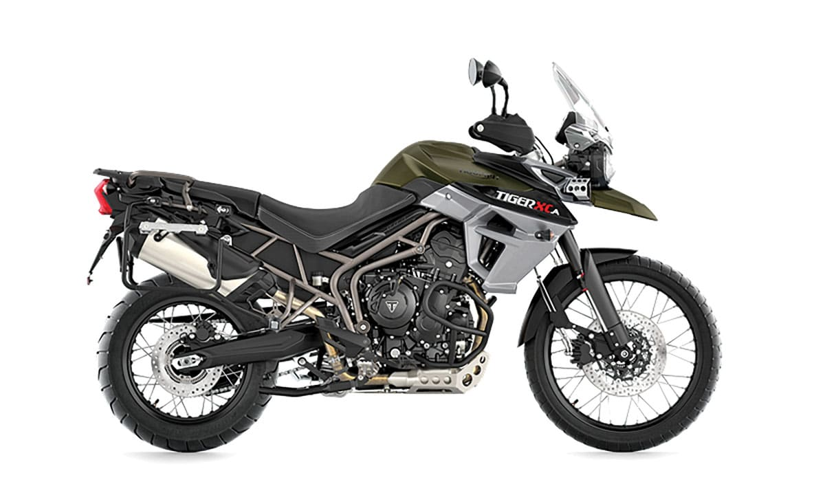 Information On All The 2018 Adventure Bikes With Photos Prices And Suzuki Gs700 Wiring Diagram Triumph Tiger 800 Xcx Xca 1370015500