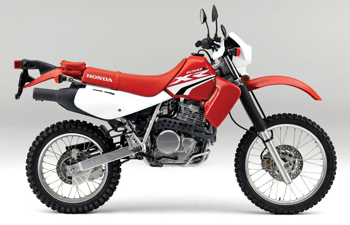 Information on all the 2018 adventure bikes with photos