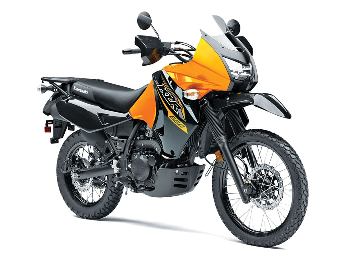 Information On All The 2018 Adventure Bikes With Photos Prices And Ducati 750 Sport Wiring Diagram Kawasaki Klr650 6699 6999 Camo