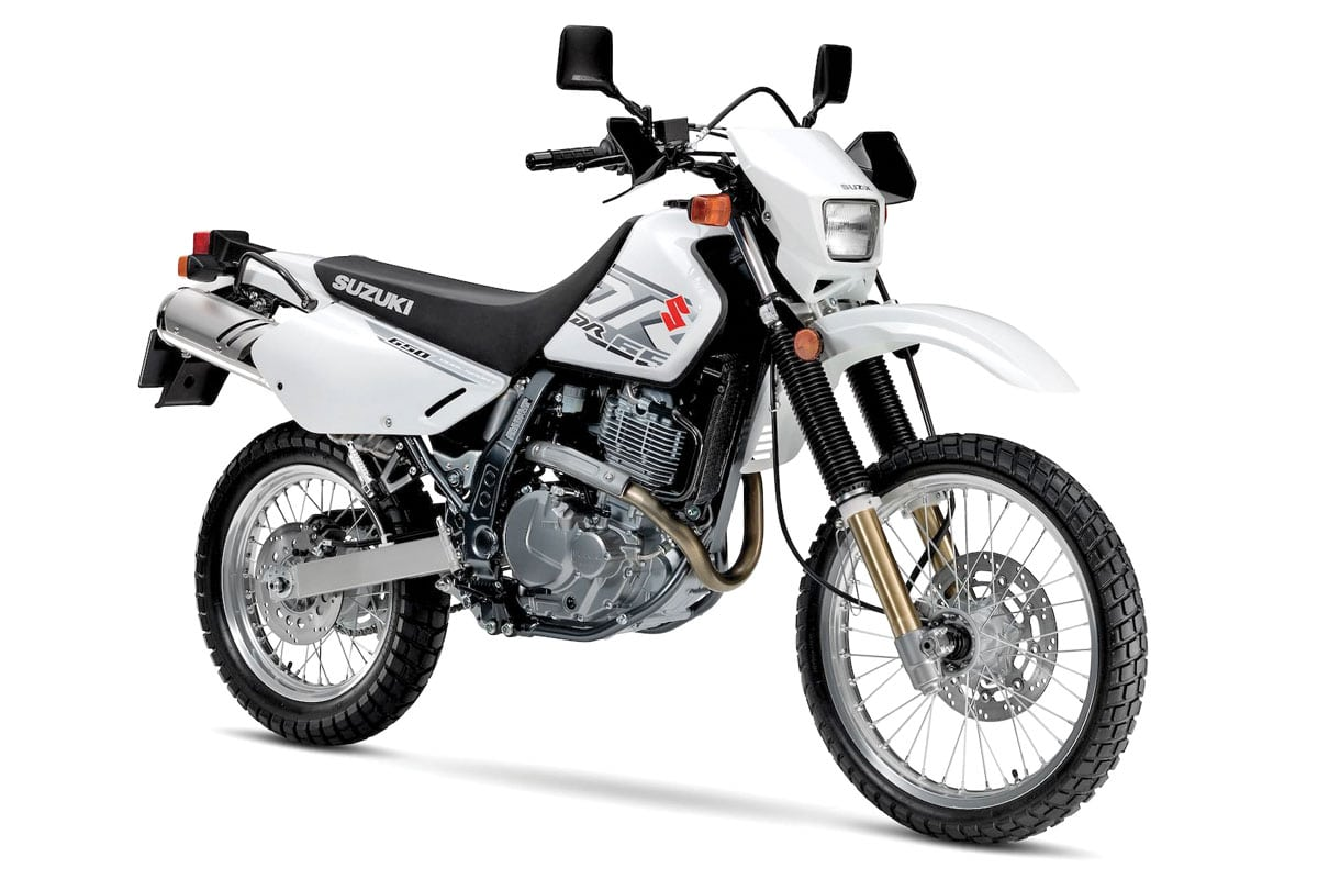 Information On All The 2018 Adventure Bikes With Photos Prices And Suzuki Gs700 Wiring Diagram Dr650s 6549
