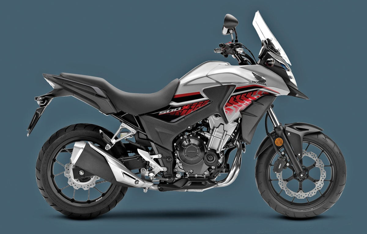 Information On All The 2018 Adventure Bikes With Photos Prices And Suzuki Gs700 Wiring Diagram Honda Cb500x 6599