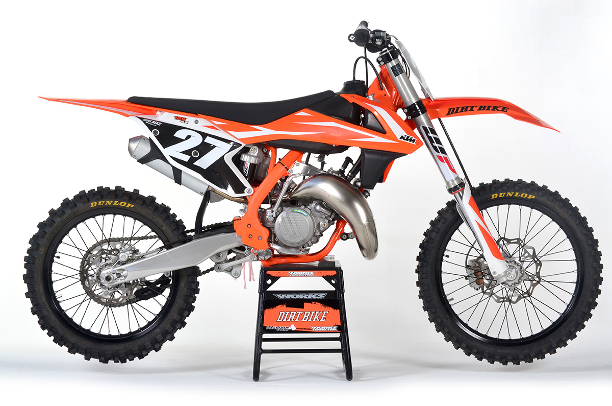 This week at Dirt Bke Magazine saw more 125 two-stroke testing, an ...