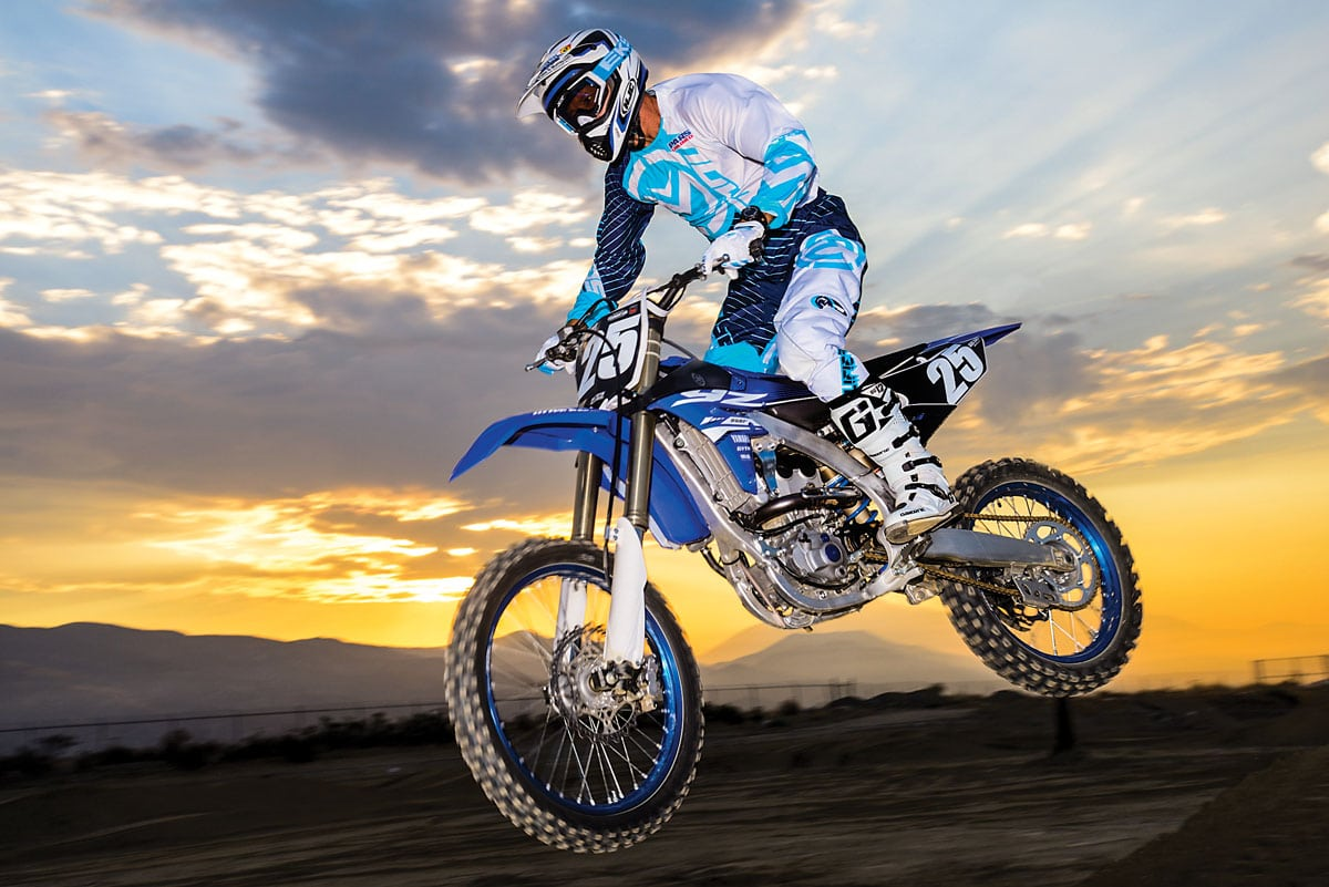 Full test of the 2018 Yamaha YZ250F, including price and specifications