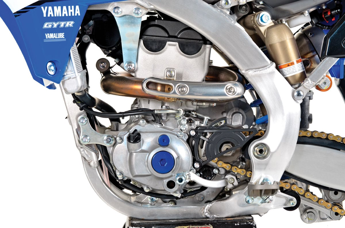 Full Test Of The 2018 Yamaha Yz250f Including Price And