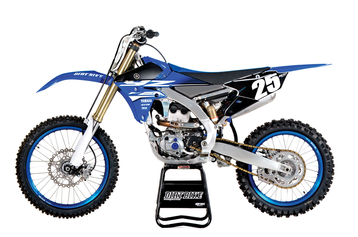full test of the 2018 yamaha yz250f including price and specifications. Black Bedroom Furniture Sets. Home Design Ideas
