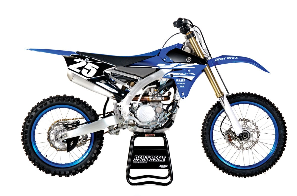 Stupendous Full Test Of The 2018 Yamaha Yz250F Including Price And Caraccident5 Cool Chair Designs And Ideas Caraccident5Info