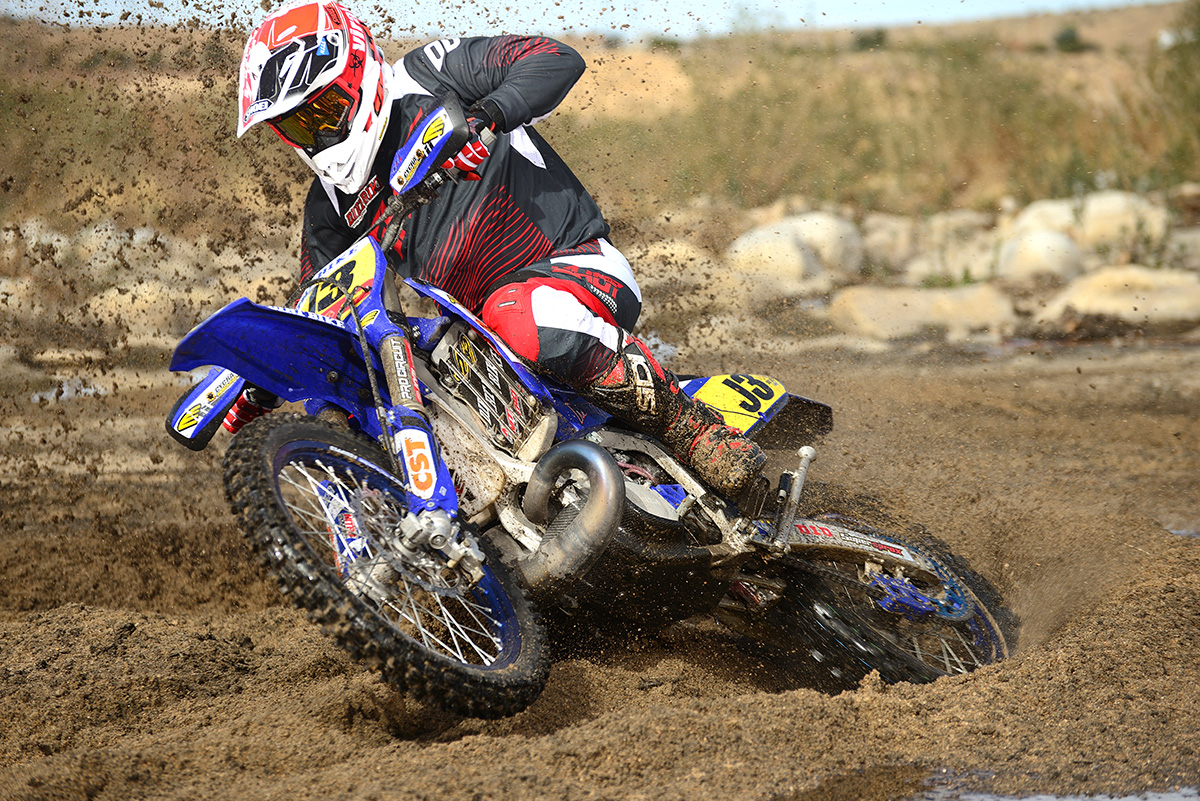 Two-stroke project bikes and news from Dirt Bike Magazine