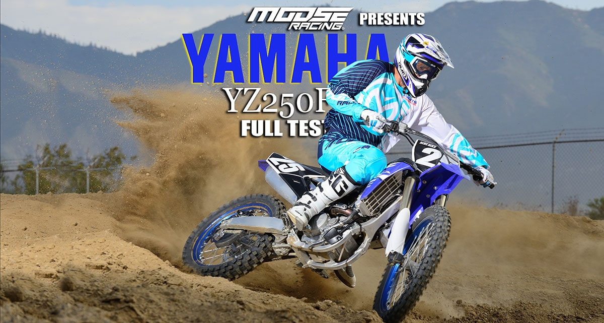 Miraculous Full Test Of The 2018 Yamaha Yz250F Including Price And Caraccident5 Cool Chair Designs And Ideas Caraccident5Info
