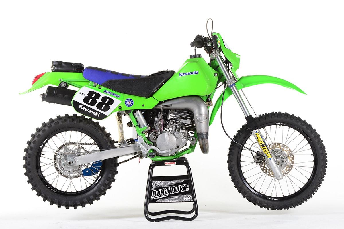 Kawasaki Dirt Bike Kdx