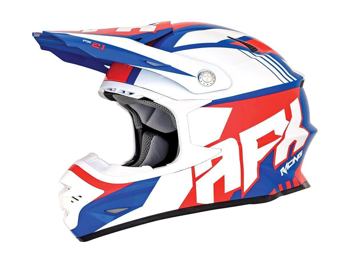 b0450069 2018 OFF-ROAD HELMET BUYER'S GUIDE. By Jackie on March 26, 2018. AFX FX-21