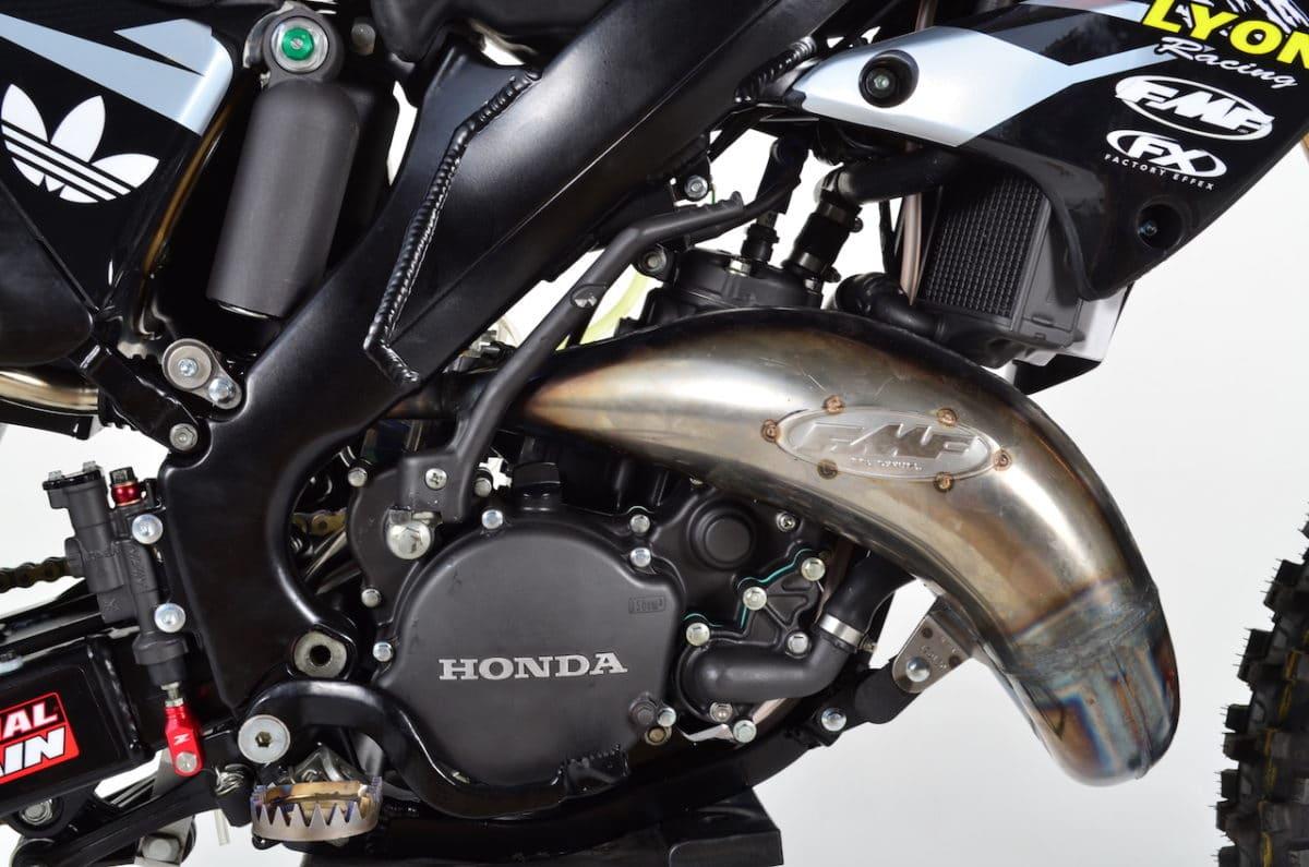 TWO-STROKE TUESDAY: 2006 HONDA CR125 PROJECT | Dirt Bike Magazine