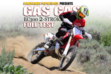GAS GAS EC300 2-STROKE: FULL TEST | Dirt Bike Magazine