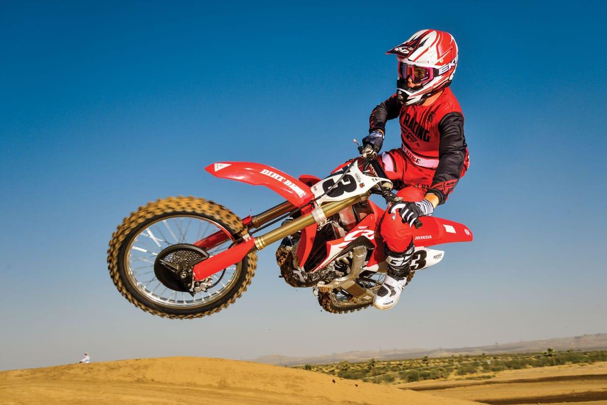 RJ Wageman flies air Honda.