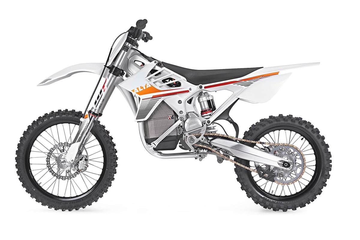Alta And Harley Davidson Partner Up Dirt Bike Magazine