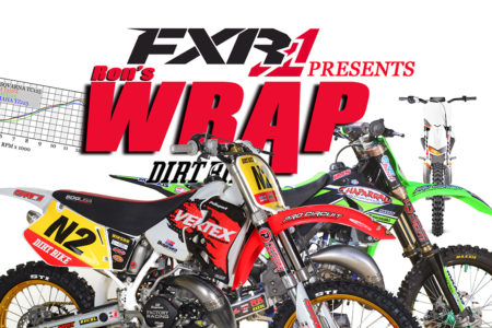 FRIDAY WRAP-UP: TWO-STROKE PROJECTS & 125s ON THE DYNO | Dirt Bike