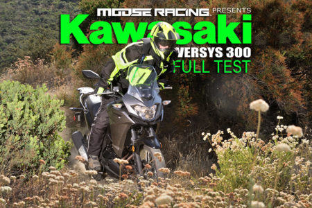 Kawasaki Versys X 300 Full Test Dirt Bike Magazine