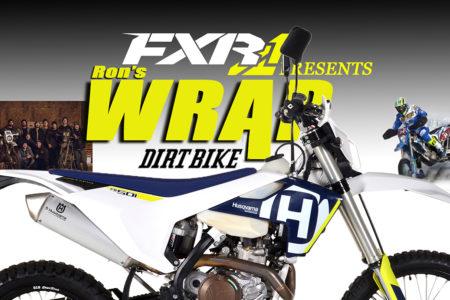 FRIDAY WRAP-UP: RIDING THE HUSQVARNA FE501 DUAL-SPORT | Dirt Bike