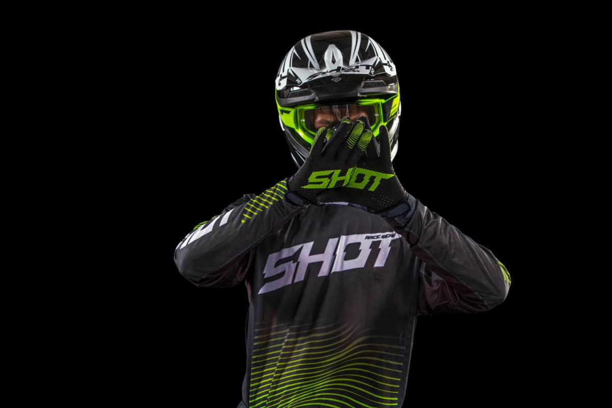 SHOT RACE GEAR'S 2018 LIMITED EDITION VENTED GEAR