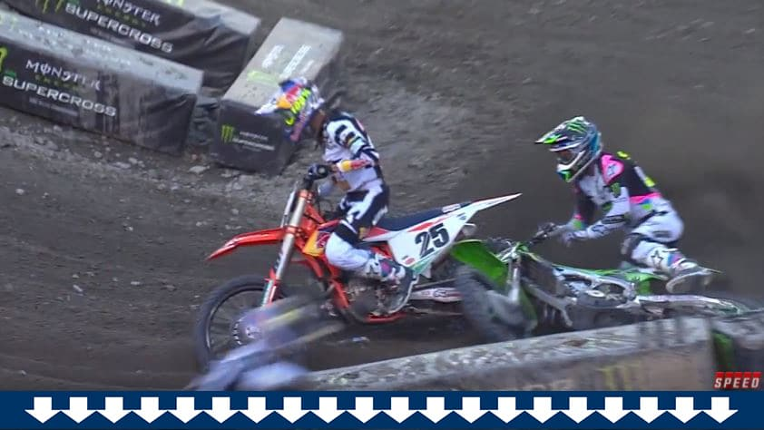 "TOMAC: ""THAT WAS JUST A CHEAP SHOT!"""
