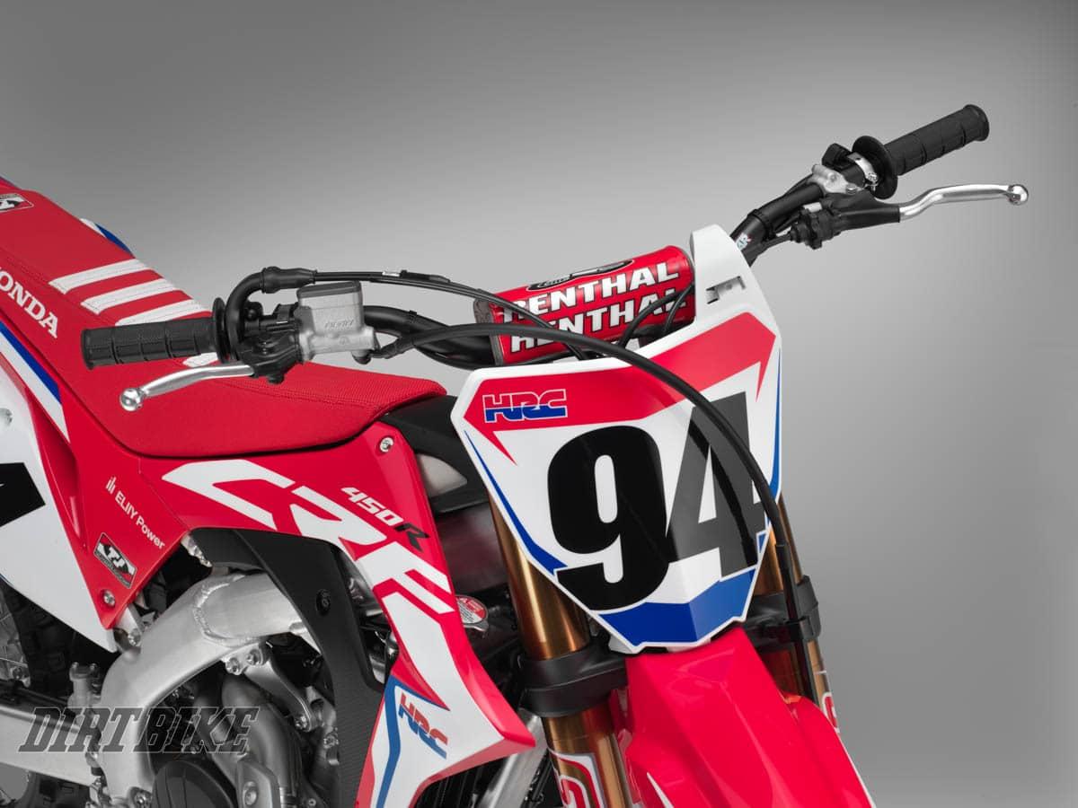 Honda S 2019 Mx Bikes New Quot Works Edition Quot 450 Dirt Bike