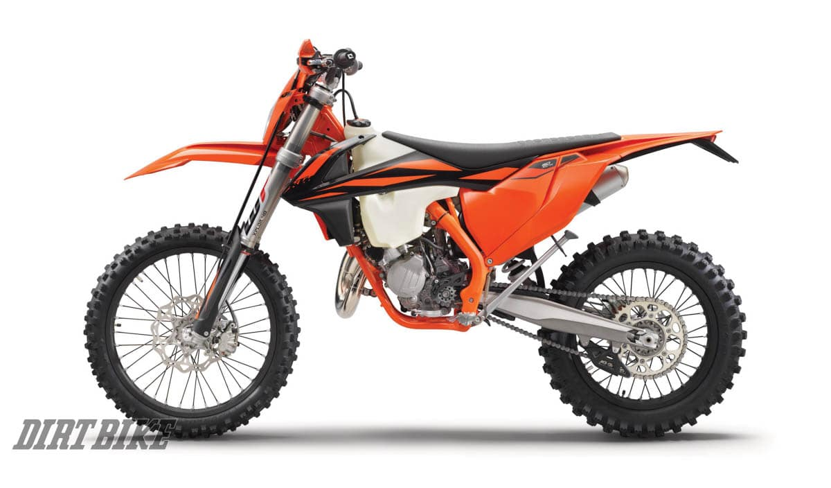 The Ktm 300 And 250xc W Models Will Have Tpi Fuel