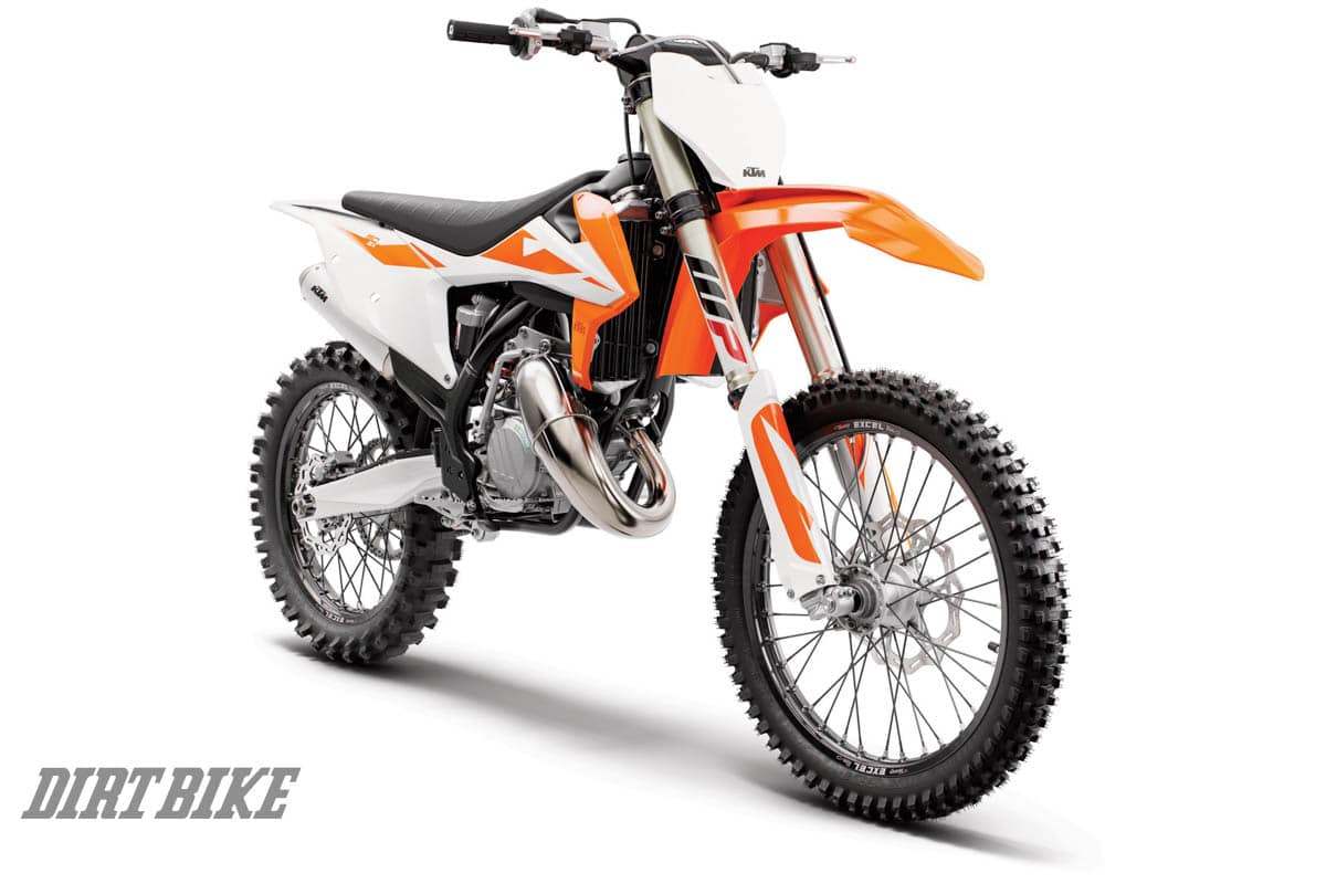 2019 Ktm Motocross Bikes Dirt Bike Magazine 4 Pin Wiring Harness Will Have Both A 125 And 150 In The Sx Line