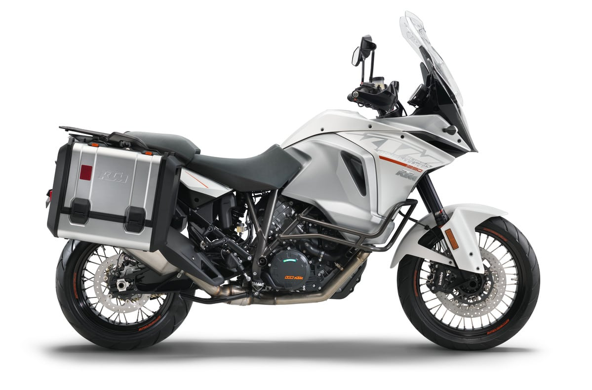 Ktm 1290 Super Adventure R Adventure Bike Spotlight Dirt Bike Magazine