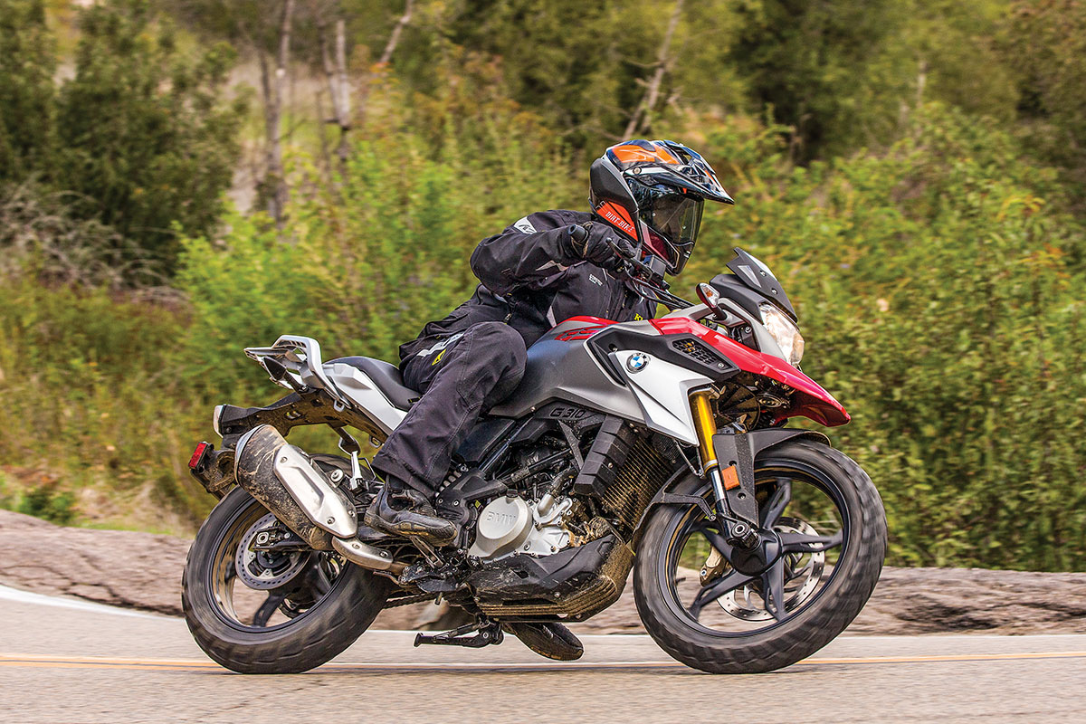 Bmw G310gs Full Test Dirt Bike Magazine The Top Line Of Bikes How Much A Is 310 It Depends On Who You
