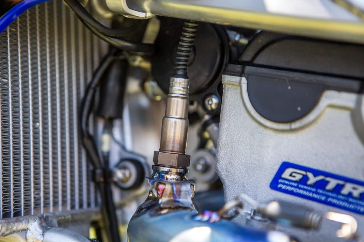 Inside Justin Barcia's Factory Monster/Yamaha YZ450F | Dirt Bike
