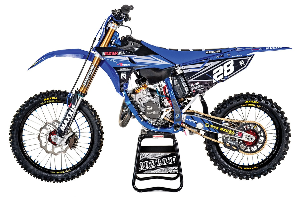 2006 YAMAHA YZ125 PROJECT: BEHIND THE BUILD | Dirt Bike Magazine