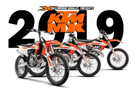 2019 KTM MOTOCROSS BIKES | Dirt Bike Magazine