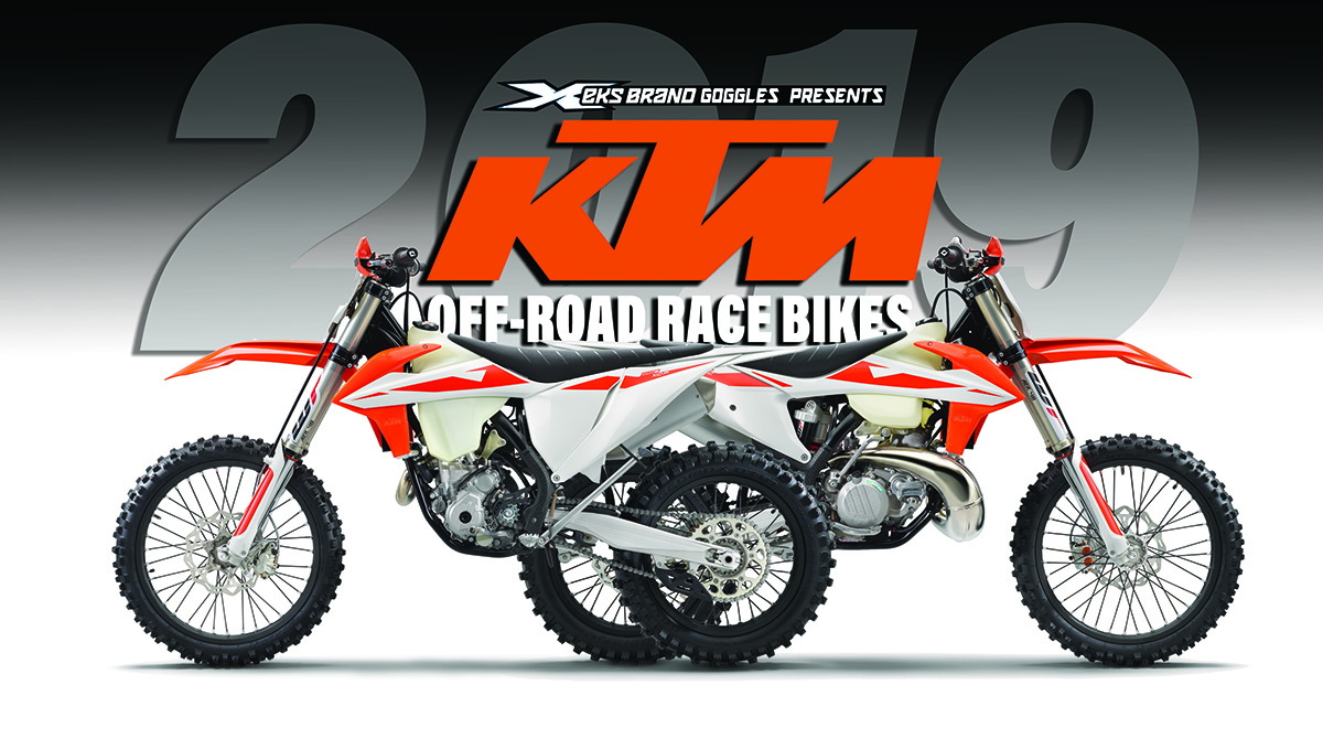 The KTM 300 and 250XC-W models will have TPI fuel injection