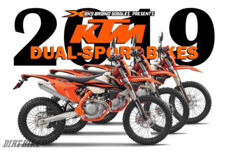 Ktm Dual Sport >> 2019 Ktm Dual Sport Bikes Dirt Bike Magazine