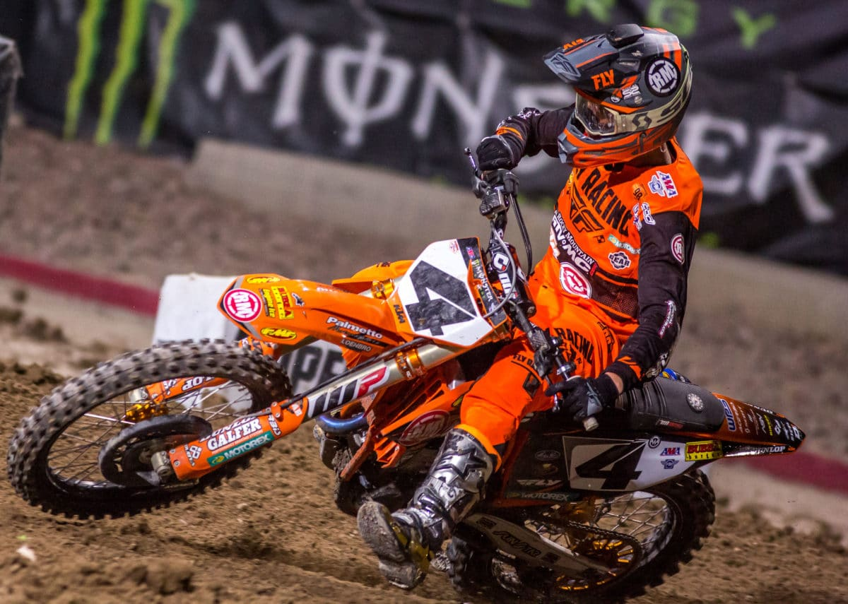 Dirt Bike Images >> Las Vegas Supercross Race Gallery | Dirt Bike Magazine