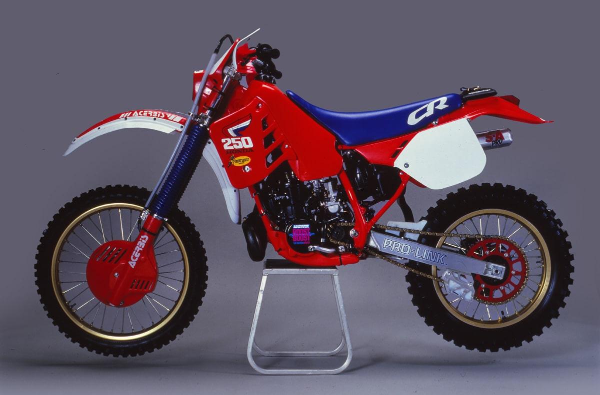 1987 honda cr250 enduro project two stroke tuesday for 2018 honda 2 stroke