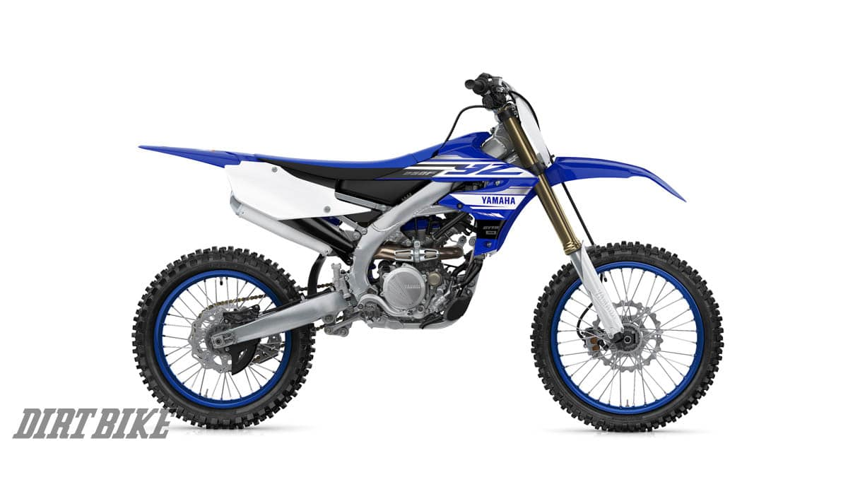 yamaha 2019 mx bikes all new yz250f dirt bike magazine. Black Bedroom Furniture Sets. Home Design Ideas