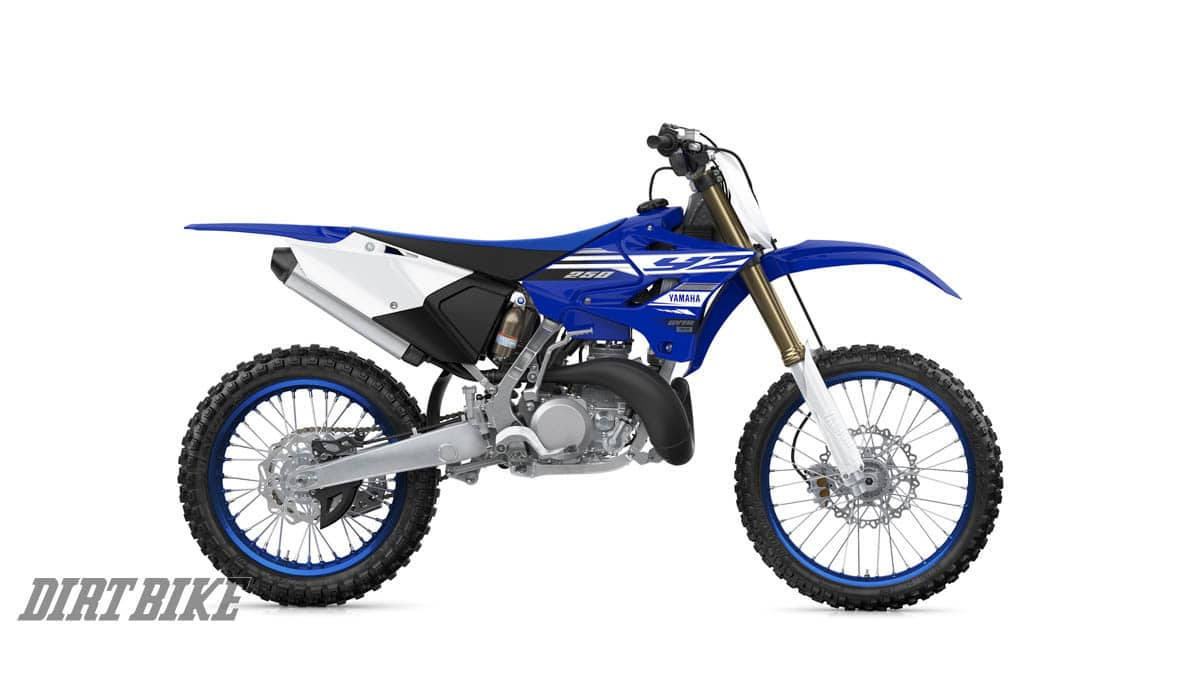 yamaha 2019 2 strokes a powervalve yz85 dirt bike magazine. Black Bedroom Furniture Sets. Home Design Ideas