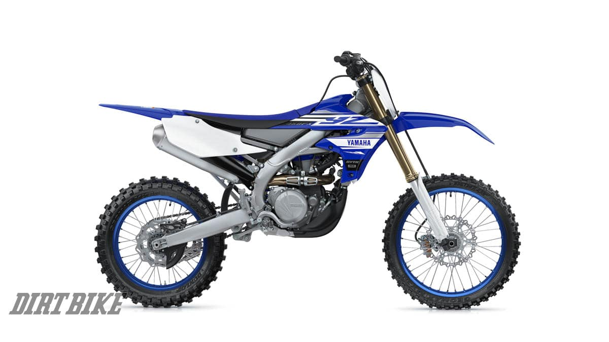 yamaha 2019 off-road bikes: all-new yz450fx! | dirt bike magazine