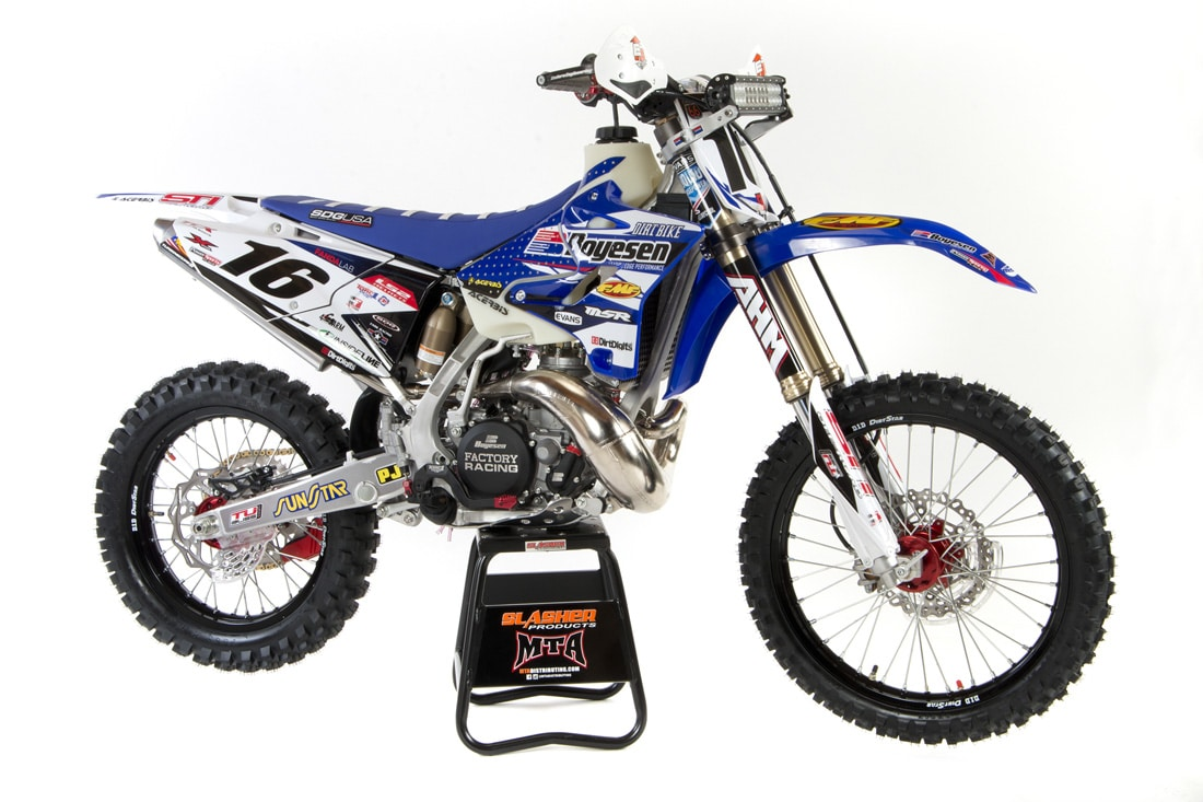 Did You Join The 2 Stroke Revolution Back In 2016 Could Have Won This Sweet Yz250x Off Road Bike Just For Signing Up Build Featured About