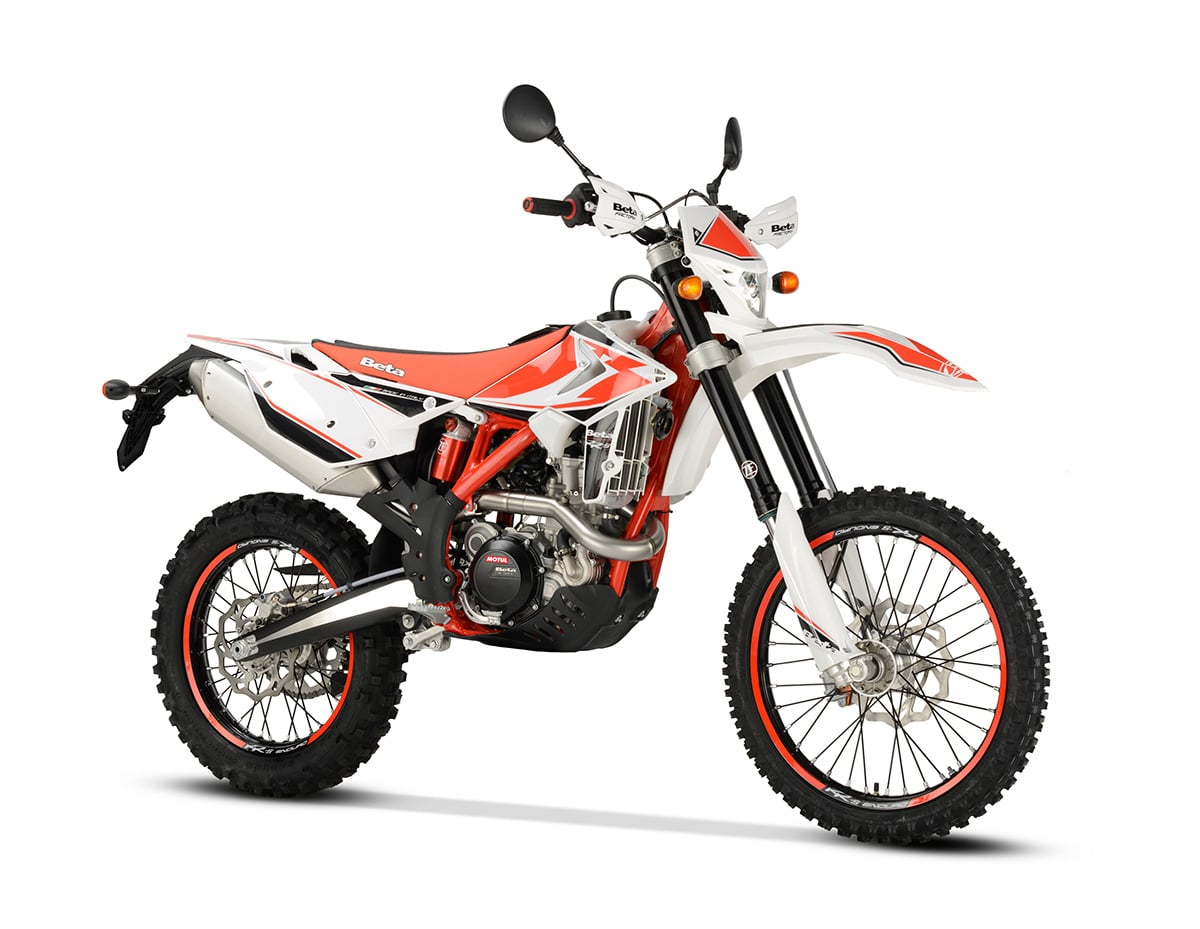 2019 BETA OFF-ROAD & DUAL-SPORT BIKES