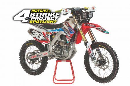 2014 Honda Crf 250r Project Bike Spotlight Dirt Bike Magazine