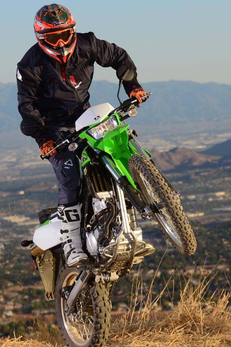 KAWASAKI KLX250 DUAL-SPORT: FULL TEST | Dirt Bike Magazine