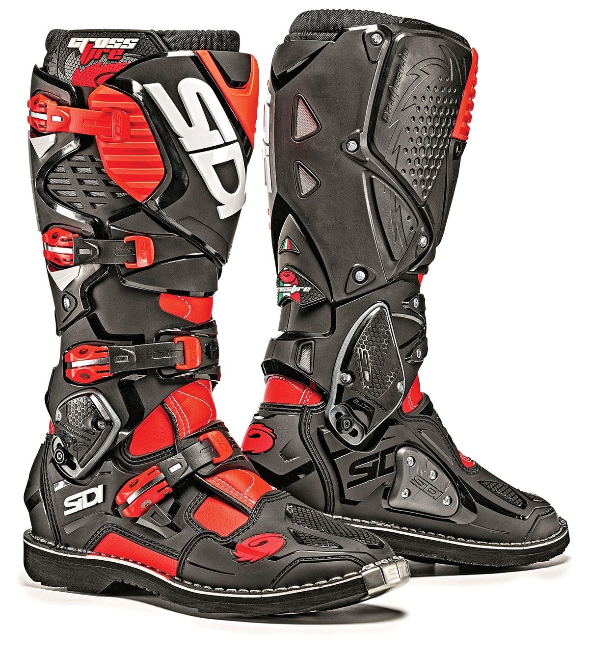 Crossfire 3 TA Offroad Boots