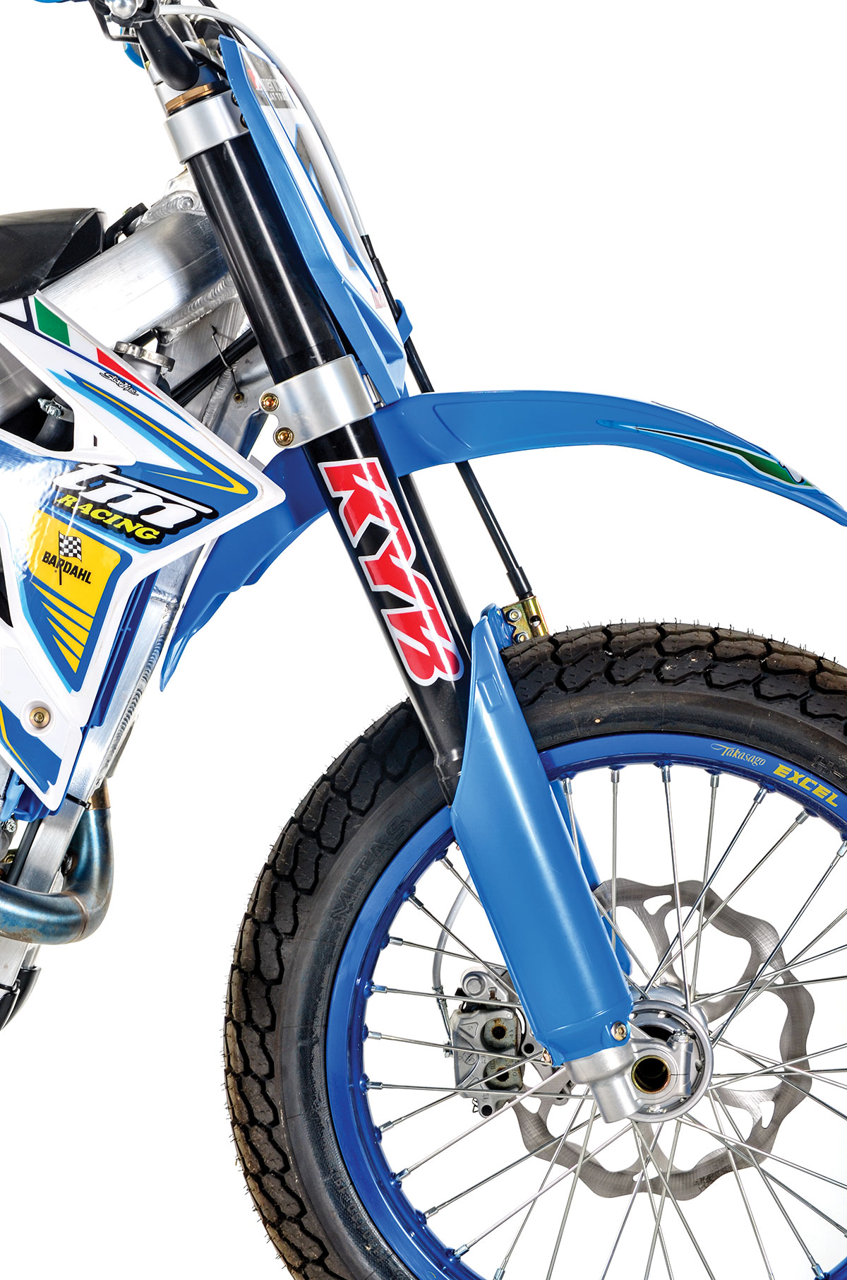 TM 450FI FLAT TRACK | Dirt Bike Magazine