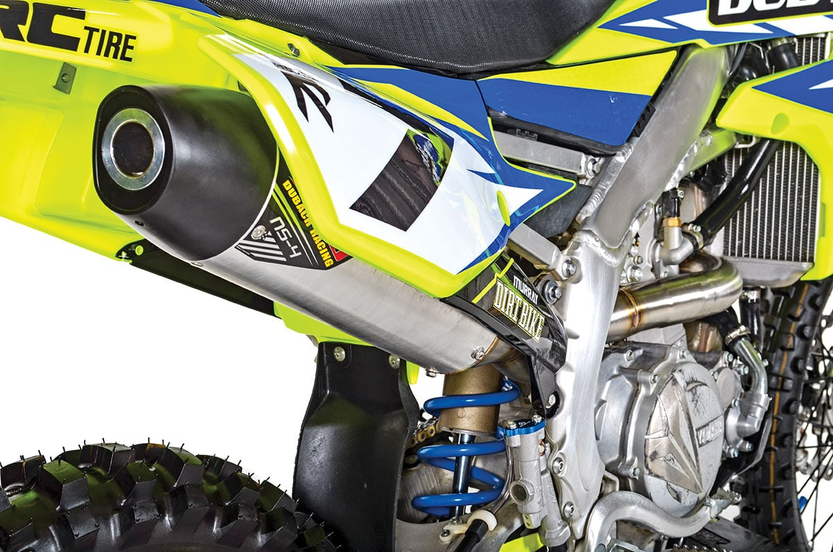 2018 YAMAHA YZ450F PROJECT: BEHIND THE BUILD | Dirt Bike