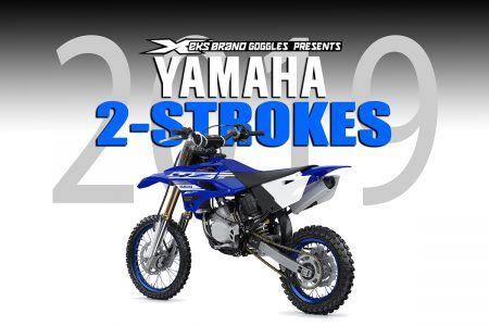 YAMAHA 2019 2-STROKES: A POWERVALVE YZ85! | Dirt Bike Magazine