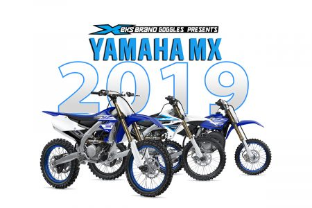 Yamaha 2019 Mx Bikes All New Yz250f Dirt Bike Magazine